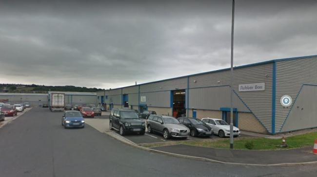 Citrus Office Group Ltd, where Haslingden man Everton Evans was employed for eight years.