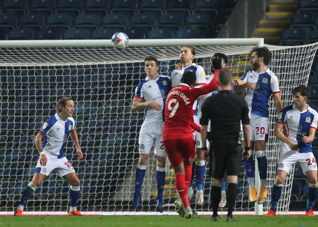 The two sides played out a 0-0 draw at Ewood Park in November