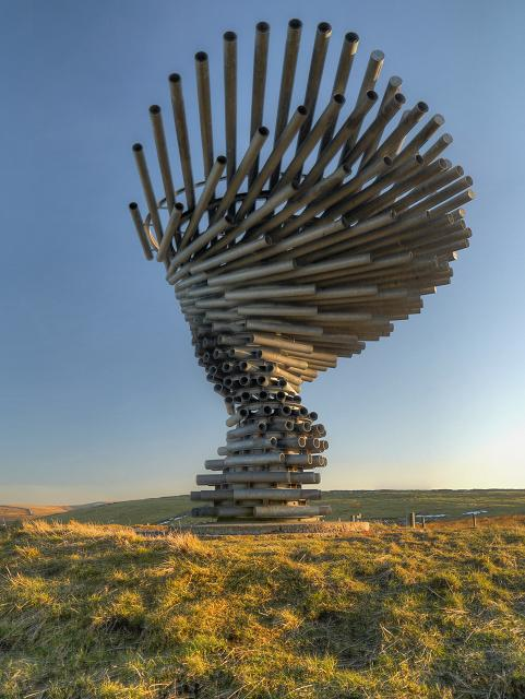 Lancashire Telegraph: The Singing Ringing Tree
