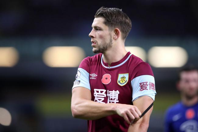 James Tarkowski has not signed a new deal at Burnley