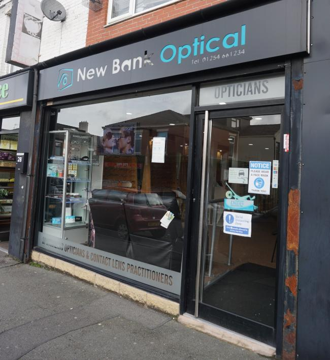 'A dedicated professional':  Tributes to Blackburn optician