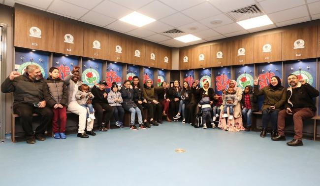 Blackburn Rovers diversity grant