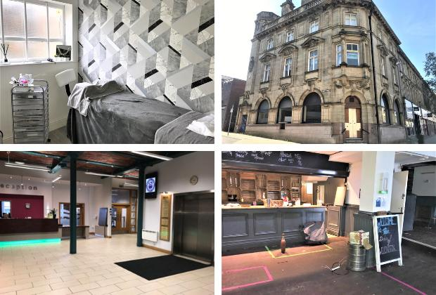 REVEALED: 6 iconic and well-known commercial buildings up for sale or let in Hyndburn