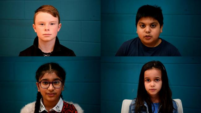 Watch: Blackburn youth groups share moving message of 'hope' for national awards
