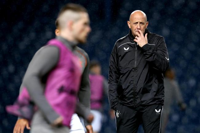 Gary McAllister wants Rangers peripheral players to impress