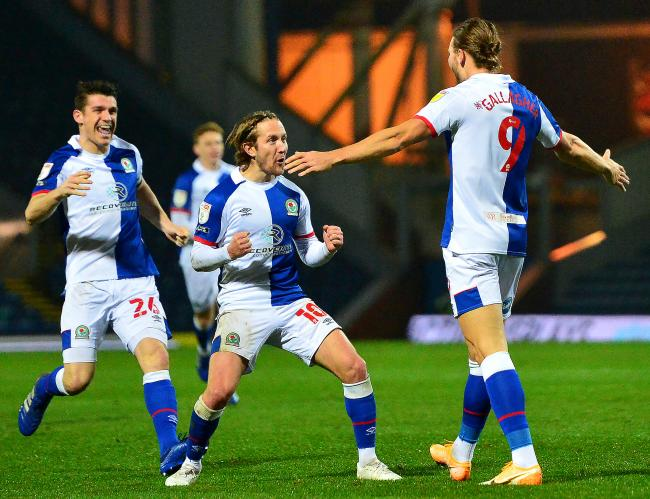 Sam Gallagher made it two goals in a week when netting in the win over Barnsley