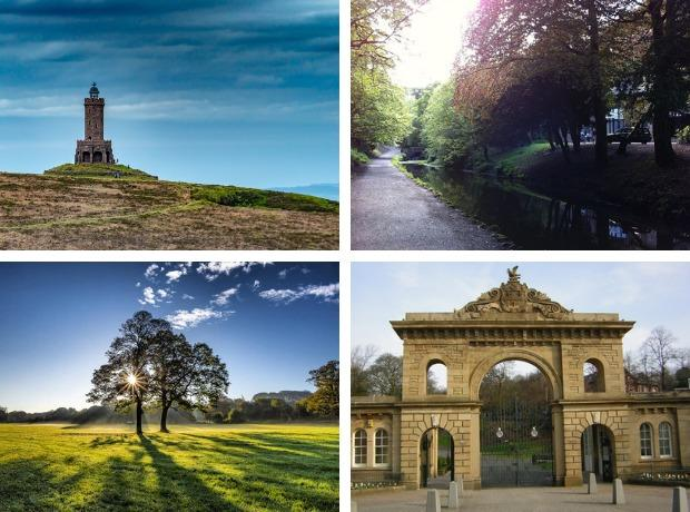 Places to go walking in and around Blackburn