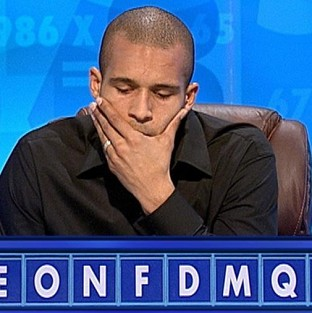 ONE FROM THE TOP: Clarke Carlisle