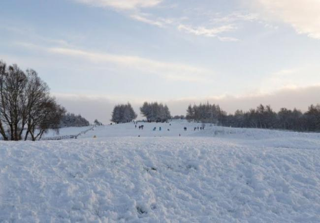 Disgusting behaviour by sledgers as golf club bosses warn they will stop people using land
