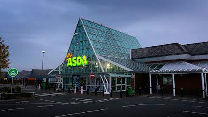 Asda: The supermarket's Blackburn branch