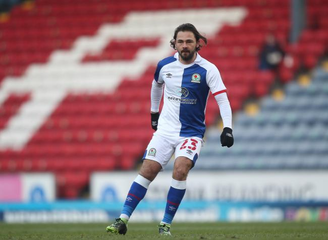Bradley Dack's start against Doncaster was his first in 383 days