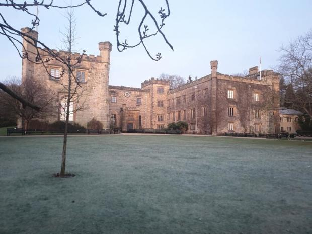 Lancashire Telegraph: Peter Haslam captured a great image of Towneley Park