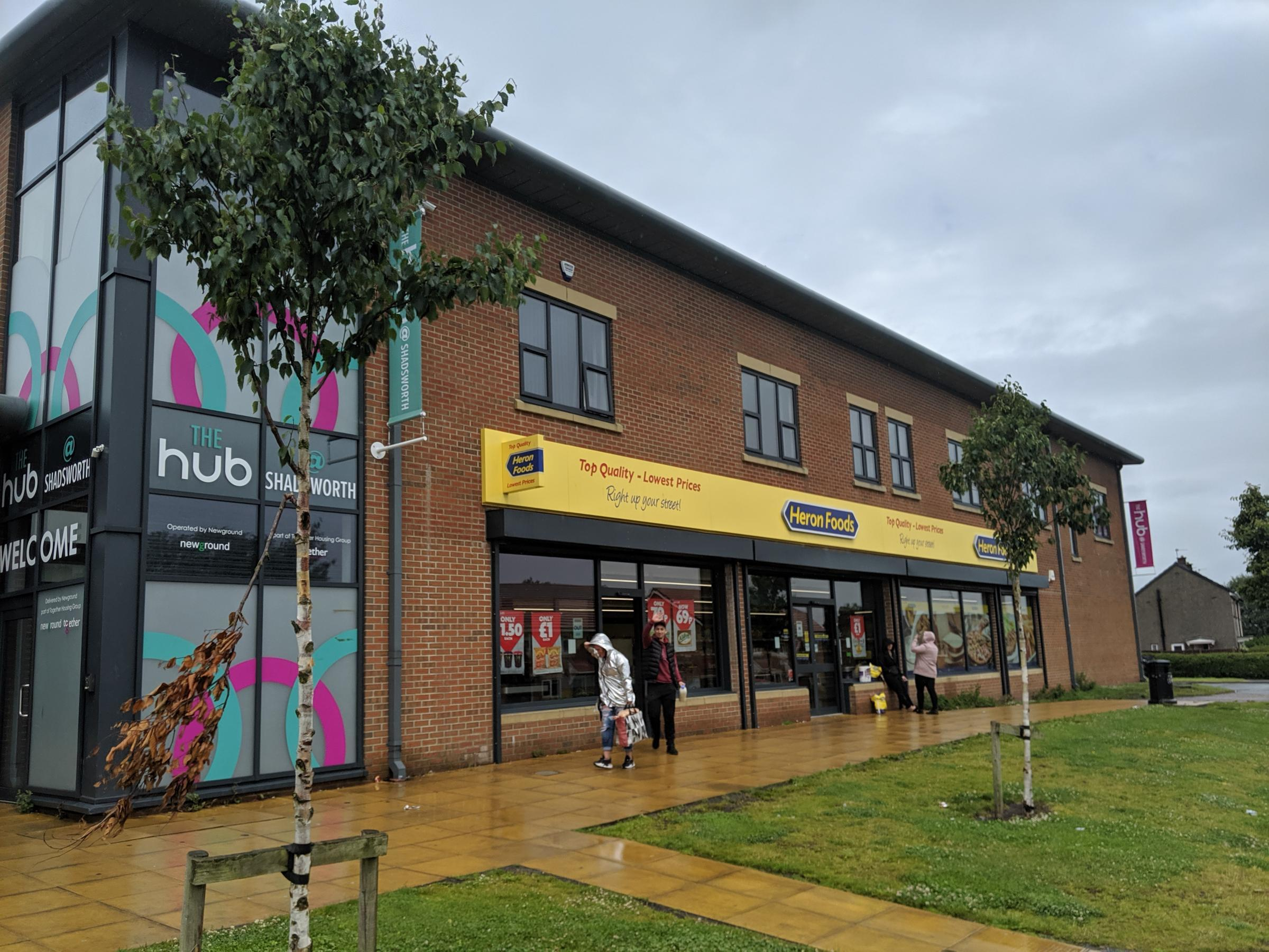 Warning after 'unacceptable' anti-social behaviour at shopping hub