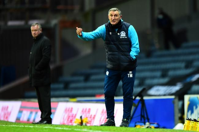 Tony Mowbray's side conceded first for the eighth time in nine matches