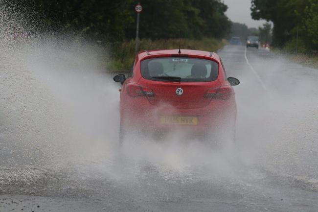 More heavy rain expected as weather warning issued