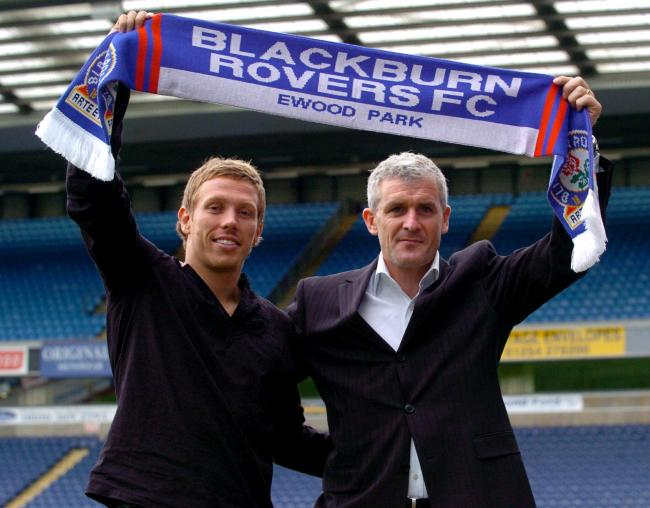 Craig Bellamy played under Mark Hughes during his time at Rovers