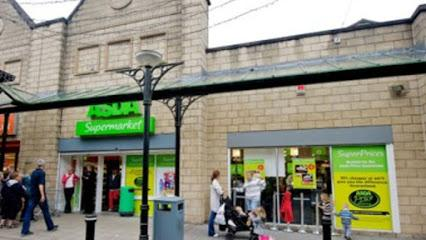 Asda: Michelle Savage had been shopping at the Darwen branch
