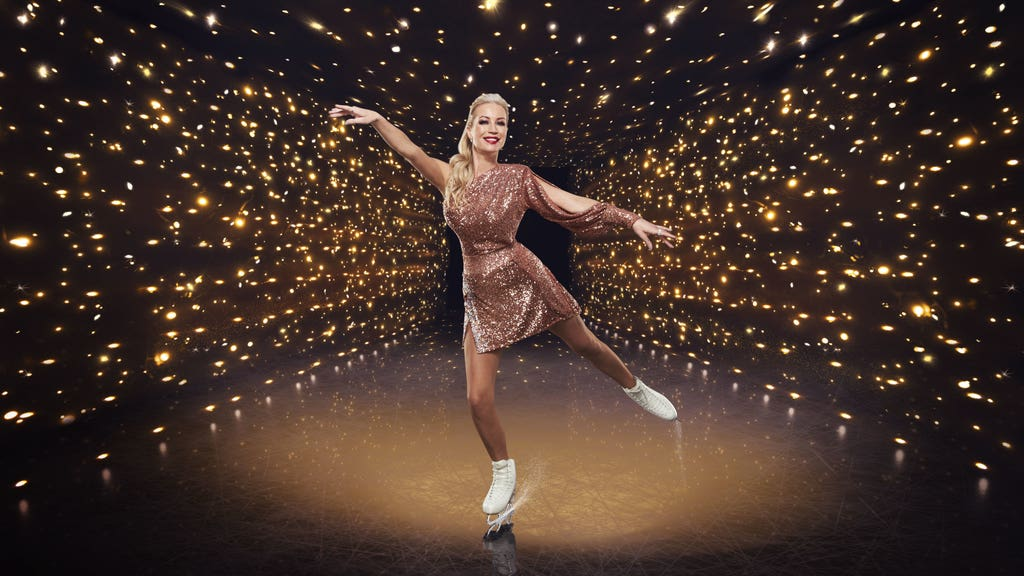 Denise Van Outen quits Dancing on Ice over injury - who will replace her?