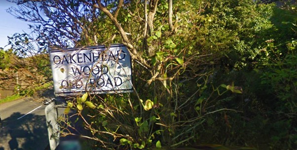 Oakenhead Wood Tragedy PIC: Peter Fisher