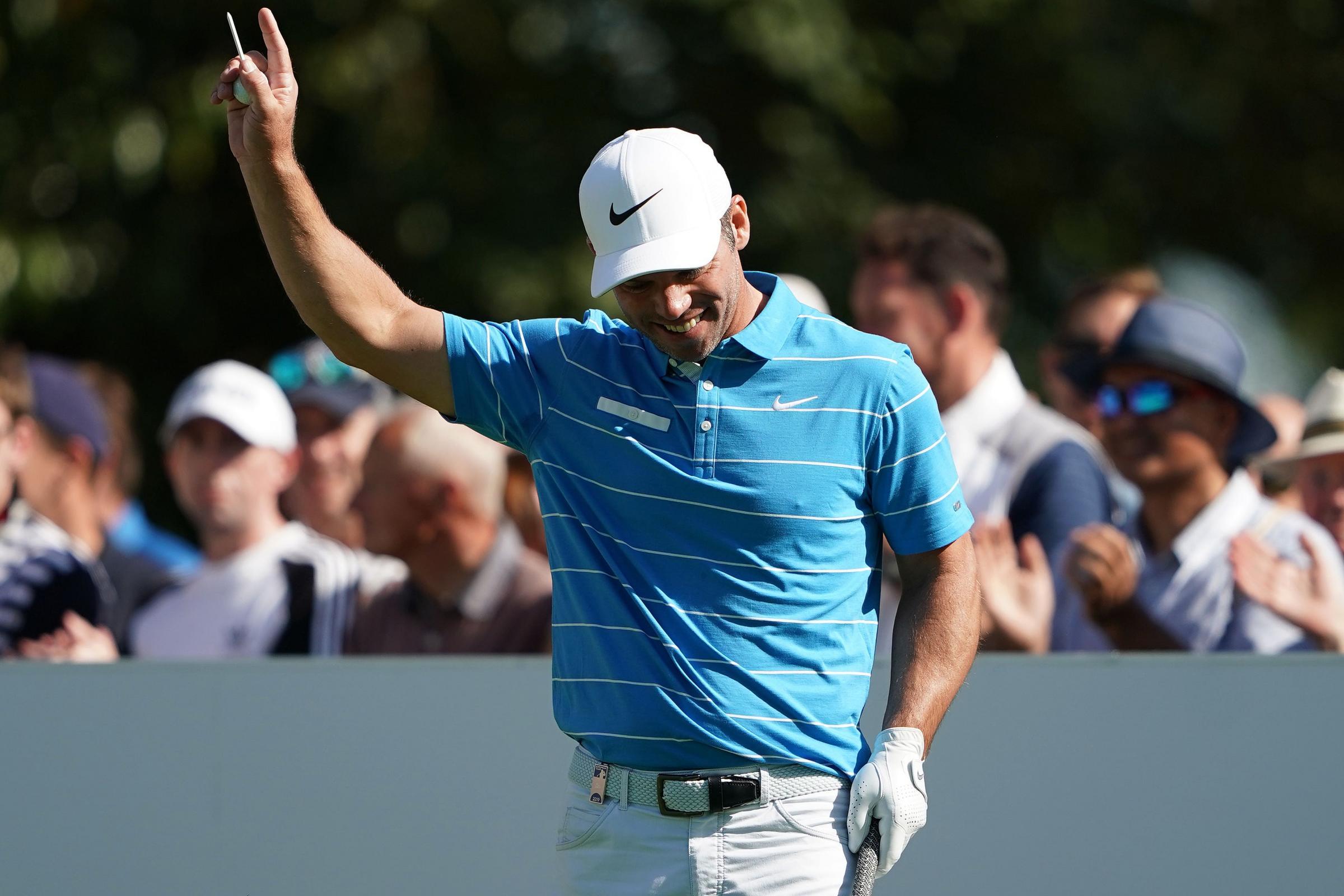 Ο Paul Casey απολαμβάνει ξανά το γκολφ καθώς κερδίζει τη νίκη του Dubai Desert Classic