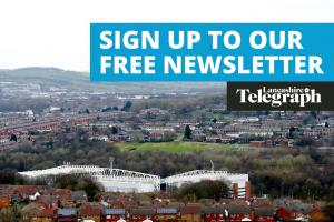 Sign up to the Lancashire Telegraph free daily newsletter