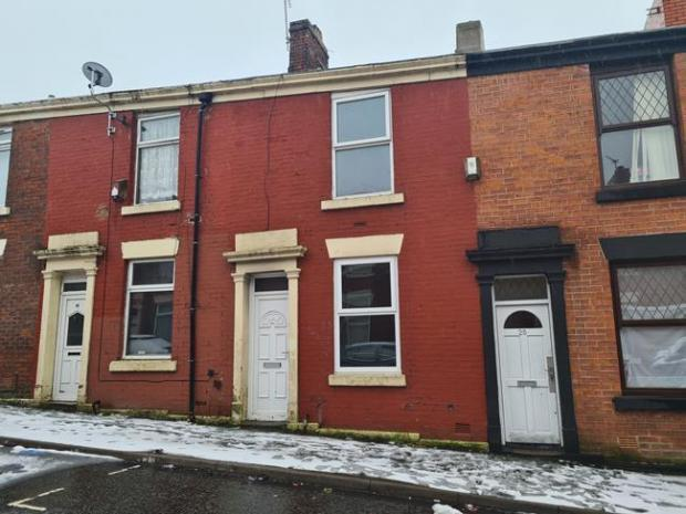 Lancashire Telegraph: The Blackburn property (Photo: Rightmove/Pugh)