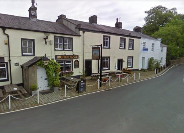 Lancashire Telegraph: The Higher Buck (Photo: Google Maps)