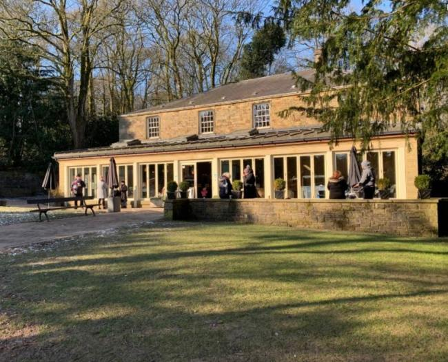 The Old Stables Cafe, Towneley Park