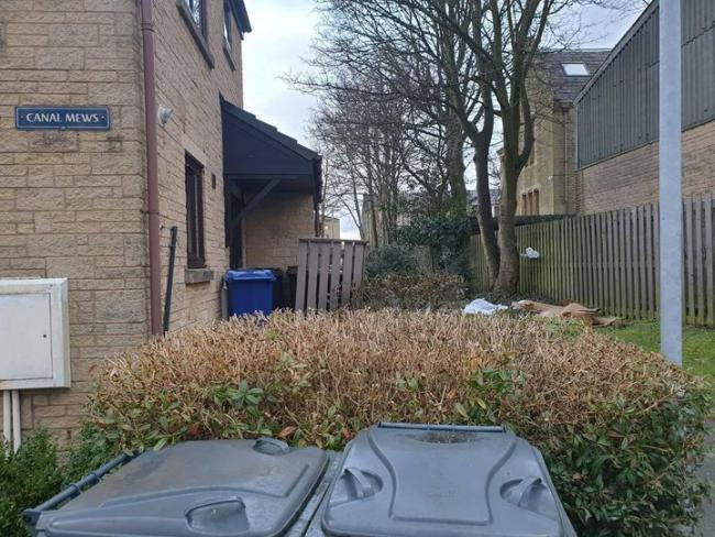 Investigation: Police searched homes on Canal Mews and Clayton Street