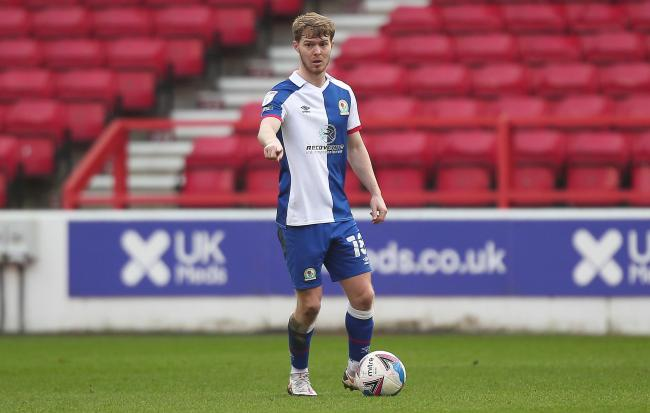 Jacob Davenport started Rovers' defeat at Nottingham Forest last weekend