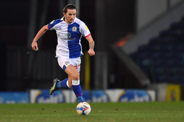 Lewis Travis has started Rovers' last nine matches since returning from injury