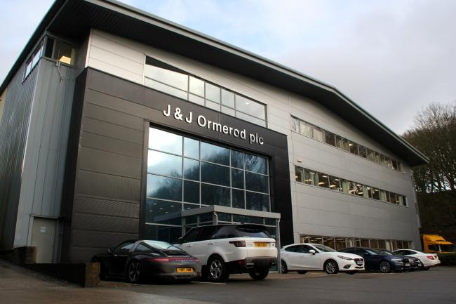 J and J Ormerod Plc: The Rossendale Company has become an employee owned business