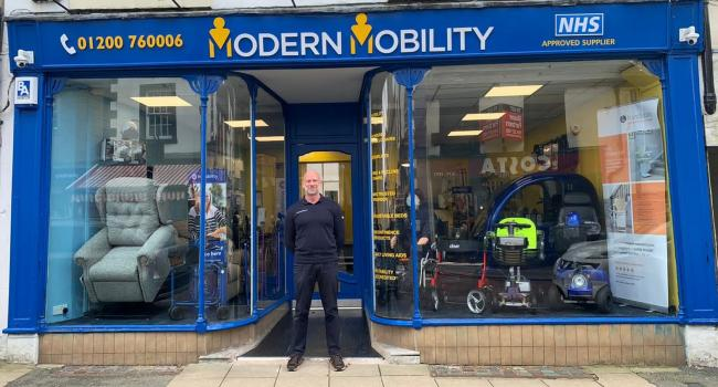 Modern Mobility in Clitheroe