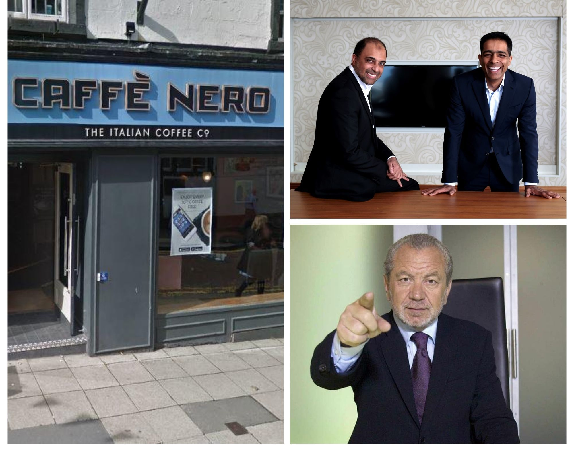 Issa brothers' Caffé Nero takeover hangs in the balance as legal move falters