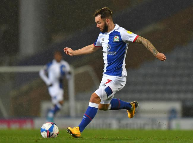 Adam Armstrong has struggled with a hamstring injury over the course of the last month