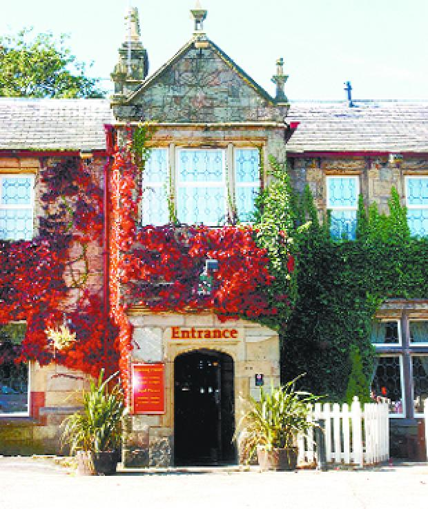 Lancashire Telegraph: SIGHTS: Langroyd Hall
