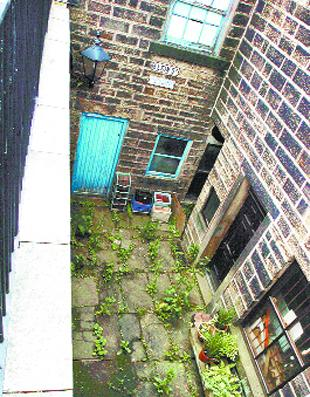 SMALL BUT BEAUTIFUL: Elgin Street, Bacup,