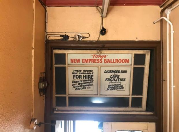 Lancashire Telegraph: Blackburn venue Tony's Empress Ballroom