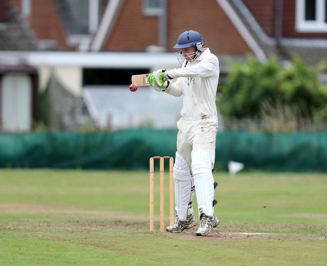 Andrew Needham scored an unbeaten 73 for Ribblesdale Wanderers