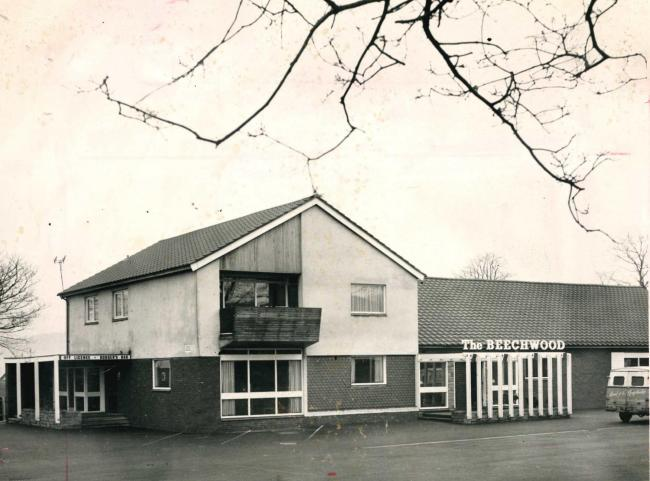 The Beechwood, Blackburn, 1969