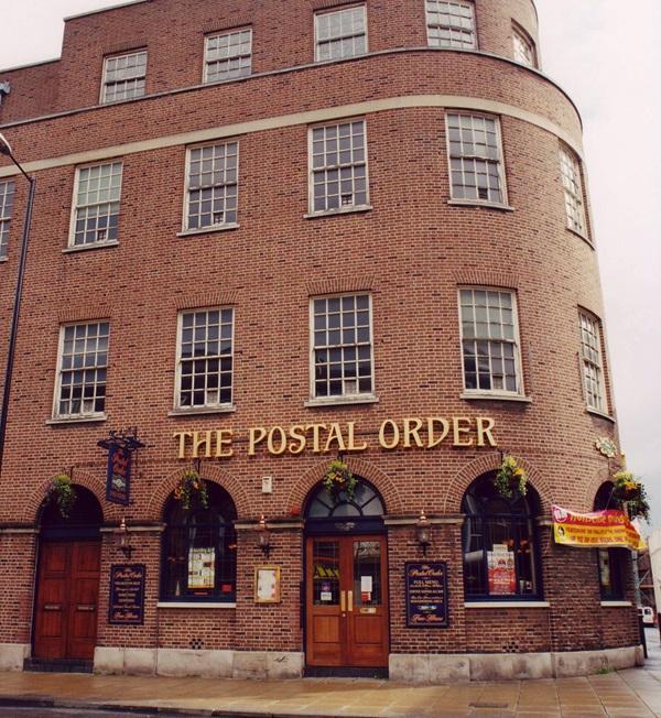Lancashire Telegraph: The Postal Order