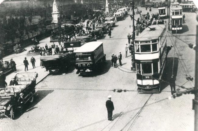 Blackburn Boulevard, 1928