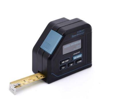 Talking measuring tape.