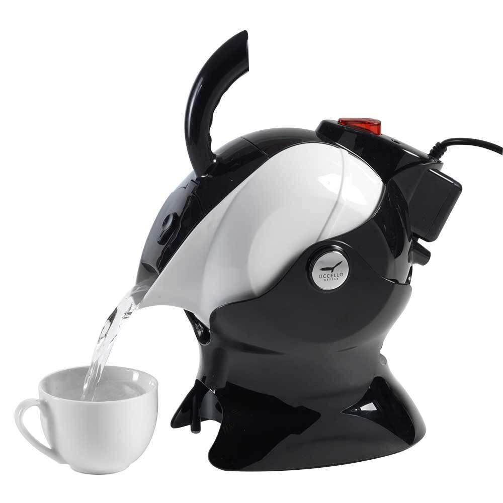 The famous kettle.