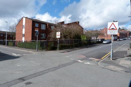 Lancashire Telegraph: Devonport Court in Blackburn