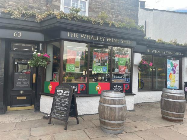 Lancashire Telegraph: Owners of The Whalley Wine shop on King Street are branching out