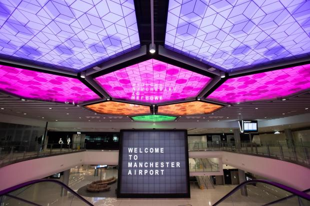 Lancashire Telegraph: Departure lounge