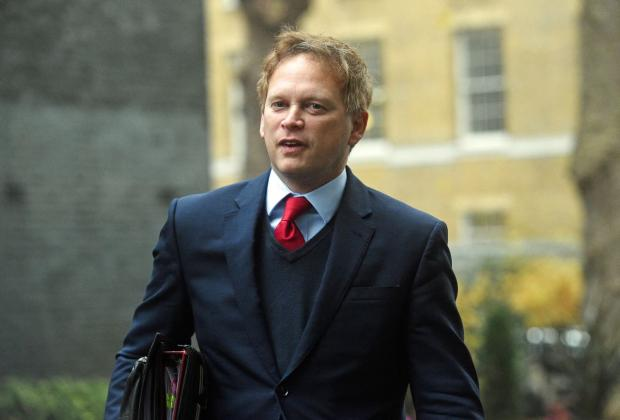 Lancashire Telegraph: Transport Secretary Grant Shapps is set to conduct broadcast interviews on Wednesday (Kirsty O'Connor/PA)