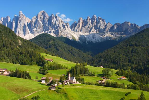 Lancashire Telegraph: The Dolomites