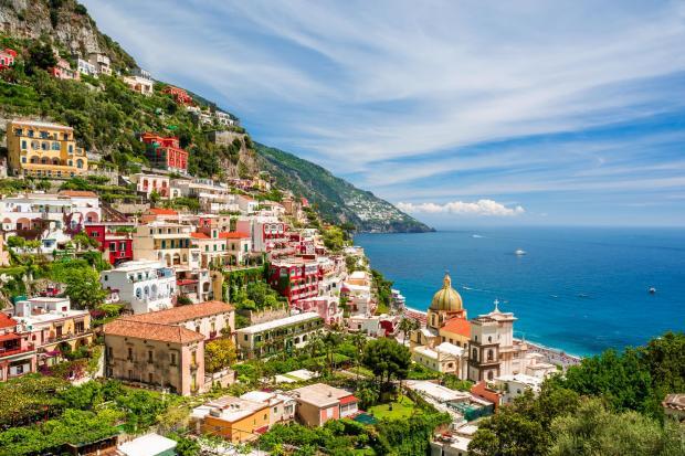 Lancashire Telegraph: The Amalfi Coast